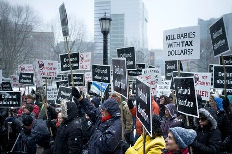Defund Abortion rallies sweep the nation, with more to come - Lifesite | Prolife | Scoop.it