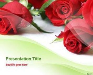 120+ Free Flowers PowerPoint Templates   TIC et TICE mais... en français   Scoop.it