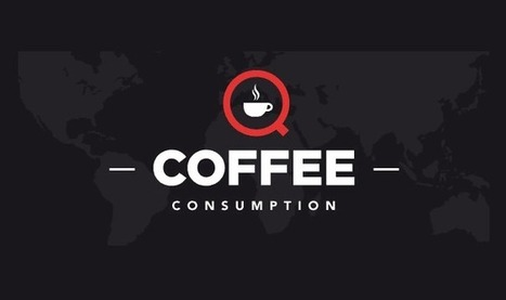 Where Coffee Consume The Most - Infographic Online | 911branding | Scoop.it