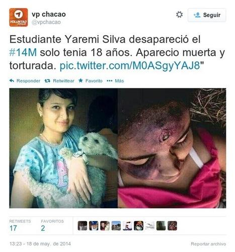 En detalle: 60 casos de manipulación mediática de la Oposición venezolana (+fotos) | Política para Dummies | Scoop.it