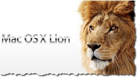 Comment activer le copier coller en mode coup d'œil sous Lion ? | Time to Learn | Scoop.it