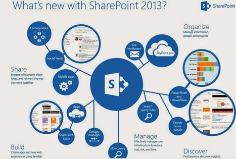 Why .Net and SharePoint are the Right Platform for Enterprise Application Development? « Sharepointerest | All About Microsoft SharePoint - Blog | Enterprise App Solutions | Scoop.it