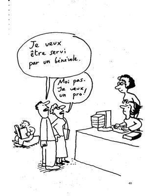 Bénévoles en Bibliothèques : unerelation… | Actualités des médiathèques | Scoop.it