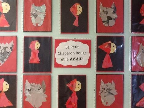 Écriture collaborative du conte Le Petit Chaperon Rouge | Twitter dans l'enseignement | Scoop.it