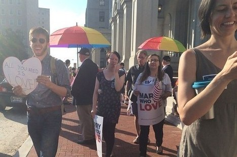 Federal Appeals Court Strikes Down Virginia Same-Sex Marriage Ban | Daily Crew | Scoop.it
