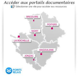 Pôles documentaires - Médiathèques du CRDP de Poitou-Charentes   BASES DOCUMENTAIRES Collège Lycée   Scoop.it