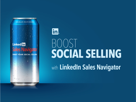 Boost Social Selling with LinkedIn Infographic | Social Selling | Scoop.it