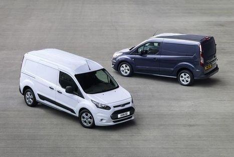 Ford Transit Connect ECOnetic y Tourneo Connect 1.0 EcoBoost, la carga más frugal del momento | Areavan | Scoop.it