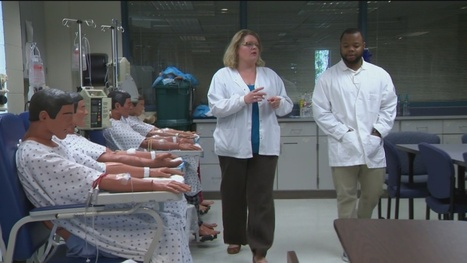 Community College of Baltimore County offers nursing prep program - WBAL Baltimore | Nursing Education | Scoop.it