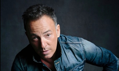 Good guy Bruce Springsteen gives Adele the jacket off his back - Consequence Of Sound | Bruce Springsteen | Scoop.it