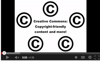 Tutorials for Teachers and Students to Learn about Copyright and Common Sense | Maestr@s y redes de aprendizajes | Scoop.it