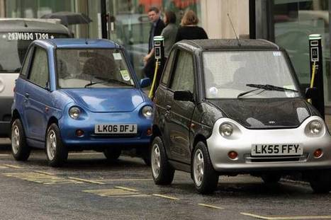 Electric car sharing service in London to revolutionise travel... and clean up toxic air | Electric Vehicles | Scoop.it