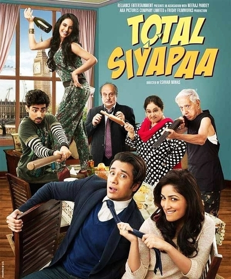 Total Siyappa 2014 Movie Release Date, Trailer, Star Cast and Crew | Bollywood Movies, Videos, Photos, Events | Scoop.it