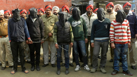 7 men gang rape bus passenger in India   india news   Scoop.it