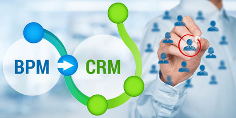 BPM with CRM, Certainly Works To Your Advantage | CRM Systems | Scoop.it