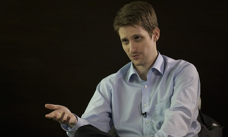 Edward Snowden urges professionals to encrypt client communications | Gentlemachines | Scoop.it
