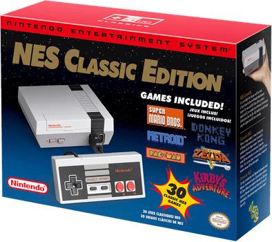 La NES Classic Mini déjà hackée quelques jours après sa sortie | Nalaweb | Scoop.it