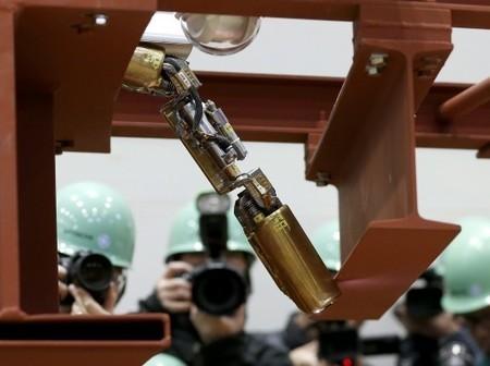 Ces robots qui font le «sale travail» à Fukushima | Les robots de service | Scoop.it
