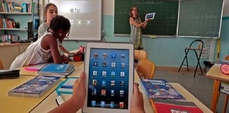 Les élèves utilisant leurs tablettes et smartphones personnels à l'école, un succès pédagogique… Aux États-Unis. | Pédagogie, éducation et reflexion collective | Scoop.it