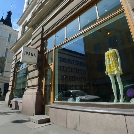 Ivana Helsinki branches out - Global Blue | Finland | Scoop.it