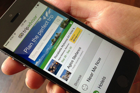 TripAdvisor's CEO Says That Apps Are the Key to Future Success | Tourism Social Media | Scoop.it