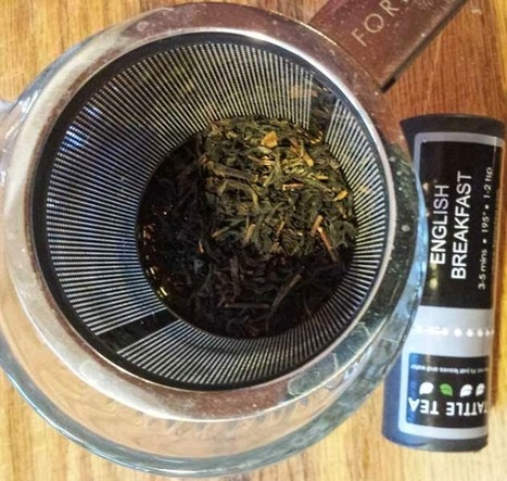 CigarDan's Cheap Ash Reviews: Tattle Tea English Breakfast Blend | Cigars & Coffee | Scoop.it