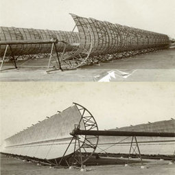 How WW1 Killed a Dream of a Solar-Powered World | Cleantech & ENR | Scoop.it