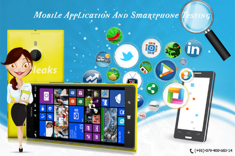 Mobile Application And Smartphone Testing | kiwiqa | Scoop.it