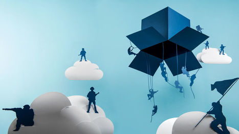 Dropbox Versus The World | Extended Collaboration | Scoop.it