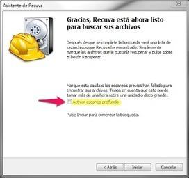 Recupera archivos borrados con #Recuva por @francescnadal para @enlanubetic | Pedalogica: educación y TIC | Scoop.it