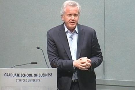 GE's Jeff Immelt's Leadership Style and Traits - BrandonGaille.com | Leadership Communication | Scoop.it