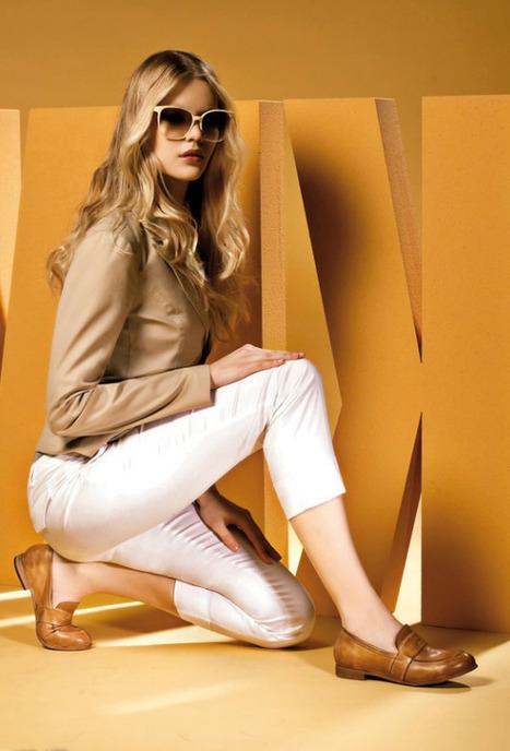 Natural Leather Women's Shoe: King, Civitanova Marche   Le Marche & Fashion   Scoop.it