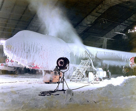 This Is How The Pentagon Knows Its Combat Aircraft Can Withstand A Blizzard | Utilidades | Scoop.it
