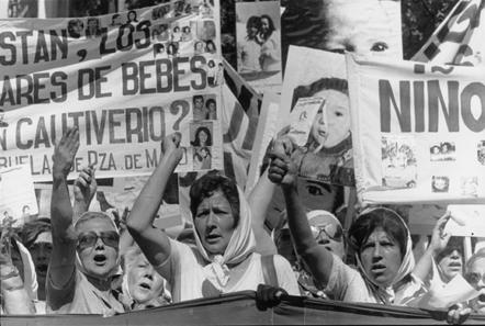 GIC the Dirty War | Temesvary Argentina | Scoop.it