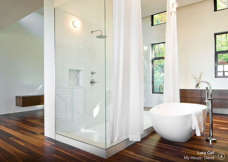Bathroom remodeling: It's time to get out of the tub | Great Bathroom and Kitchen Style | Scoop.it