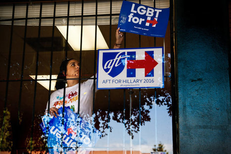 Trump Victory Alarms Gay and Transgender Groups | PinkieB.com | Gay and Lesbian Life | Scoop.it