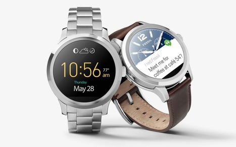 La Fossil Q Founder apparait maintenant sur le Google Play Store - FrAndroid | Geeks | Scoop.it