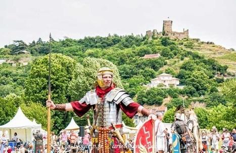 Vienne en la historia de Francia, batalla de gladiadores   mochilero   Scoop.it