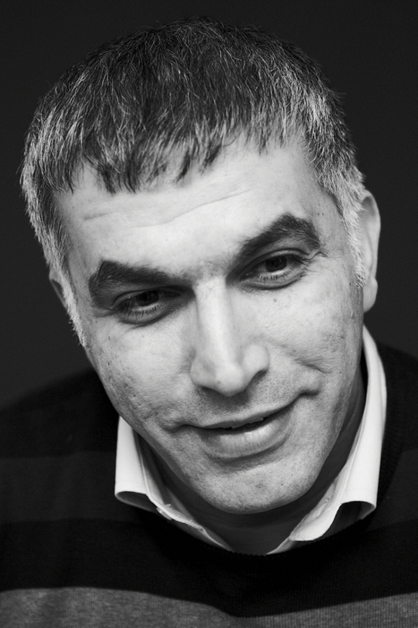 Nabeel Rajab Awarded the 2011 Ion Ratiu Democracy Award | Bahrain Center for Human Rights | Human Rights and the Will to be free | Scoop.it
