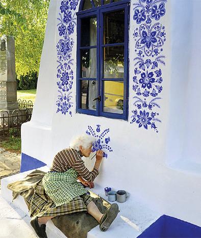Anežka (87) letos opět, stejně jako posledních 40 let, zasedne ke kreslení | Zamilovaný Ptakopysk | Scoop.it