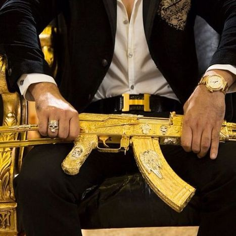 Mexican drug lord busted by his Instagram feed (28 pictures) | Social Media Menu | Scoop.it