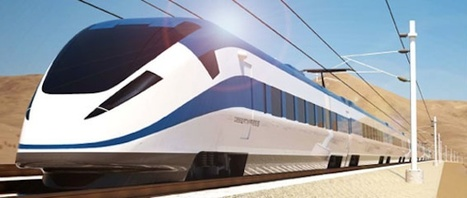 Plans for High-Speed Train between Las Vegas & SoCal Moves Forward | Transportation | SoCal Focus | KCET | Xposed | Scoop.it