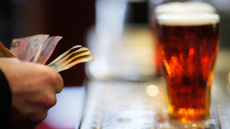Put That Drink Down! Alcohol Linked to 7 types of Cancer, Study Says | Optimum Health: Nutrition, Physical Fitness, & Recreation | Scoop.it