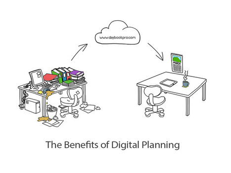 10 benefits of digital planning for teachers | Information Literacy and Libraries | Scoop.it