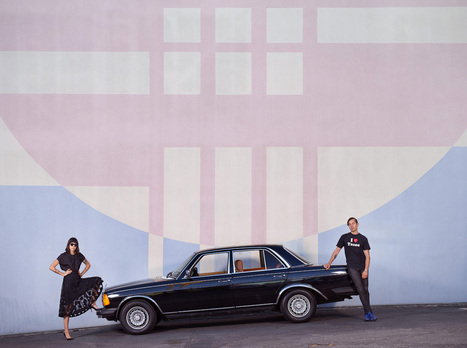 Cars and People Share Spotlight in Photos to Describe Each Other | Petrolicious | motor | Scoop.it