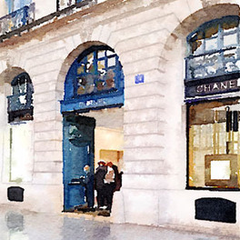 Un café chez Chanel | Créateurs de bijoux : blog sur la création de bijoux | Scoop.it