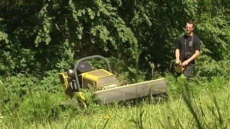 Le drone est-il l'avenir du tracteur? - France 3 Aquitaine | Agriculture en Pyrénées-Atlantiques | Scoop.it
