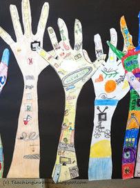 Teaching in Room 6: All Hands In! | Cool School Ideas | Scoop.it