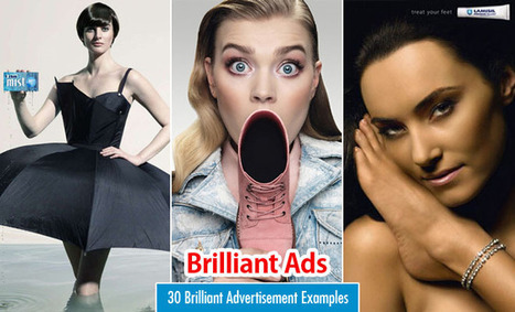 30 Brilliant Advertisement Examples Around the World for your inspiration | Xposed | Scoop.it