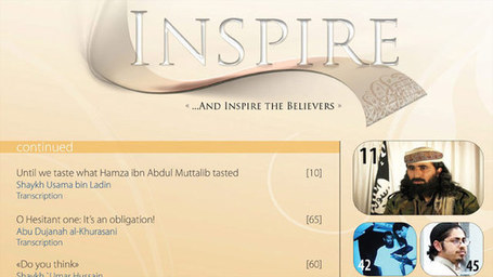 New issue of al Qaeda magazine may have been hacked | Unconventional Conflict | Scoop.it